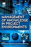 img - for Management of Knowledge in Project Environments book / textbook / text book