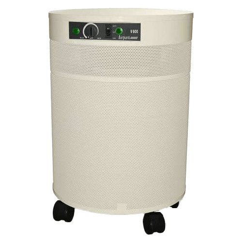 Airpura Industries H600 Air Purifier 40 Square Feet of True HEPA is Designed for Powerful Particle Filtration