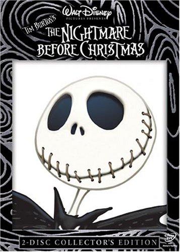 ナイトメアー・ビフォア・クリスマス 2-Disc・コレクターズ・エディション(デジタル・リマスター版) (期間限定)