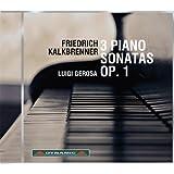 3 Klaviersonaten Op.1