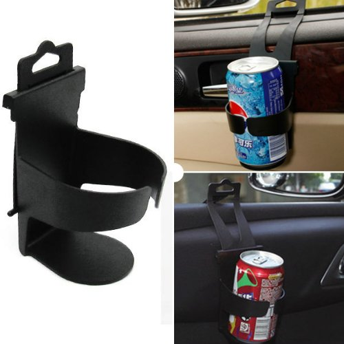 Meco Universal Auto Car Vehicle Door Seat Clip Mount Drink Bottle Cup Holder Stand front-478510