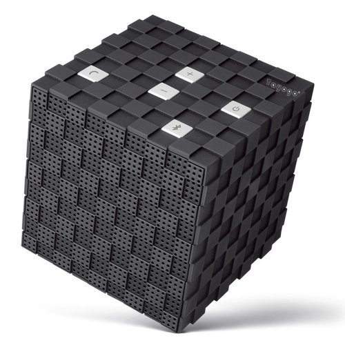 Tayogo Magic Cube Bluetooth Wireless Speaker, Award-Winning Design, Hands-Free Microphone & Headphone Function, For Iphones, Ipads, Android Cell Phones, Touch Screen Tablets, Macbooks, Laptop Computers, Mp3 Players,3.5Mm Audio Cable For Other Devices, 201