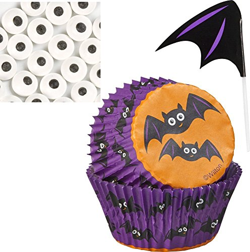 Wilton Bat Cupcake Decorating Kit