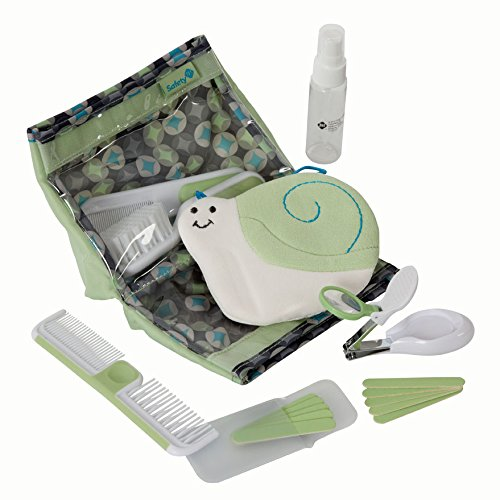 Safety 1st 1st Complete Grooming Kit, Spring Green - 1