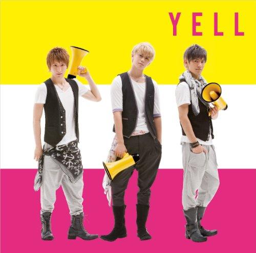 YELL (エール)~輝くためのもの~/ラフラフ体操 (通常盤)