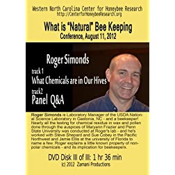 "What is ""Natural"" Beekeeping? Roger Simonds"