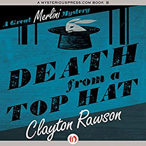 Death from a Top Hat Audiobook