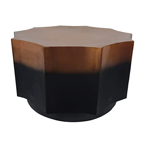 Moes Home Collection Markus Coffee Table In Bronze