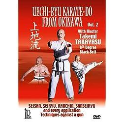 Uechi-Ryu Karate-Do from Okinawa Vol. 2: Techniques Against a Gun