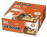 Detour Deluxe Whey Protein Energy Bar, Caramel Peanut, 3 Oun