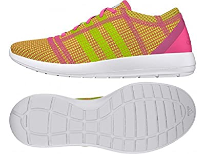 Adidas Element Refine Tricot Ladies Running Shoes - Pink