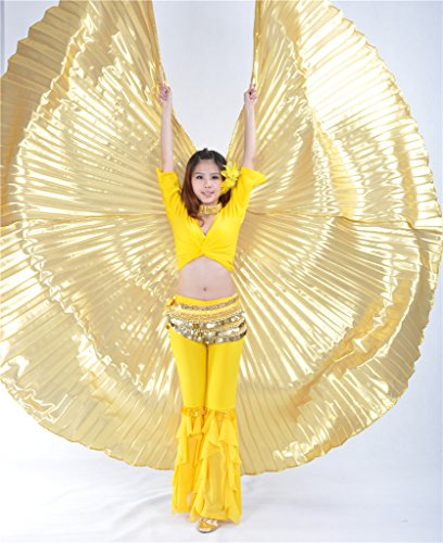 Isis Wings Viva Rose® Belly Dance Colorful Exotic High Quality Dancer Stage Props