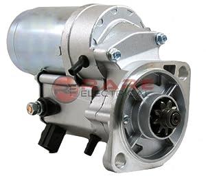 NEW STARTER MOTOR FITS KOMATSU EXCAVATOR PC50 PC50UU-1 600-813-1750 600-813-1751