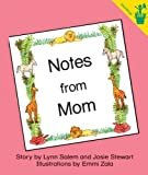 img - for Early Reader: Notes from Mom book / textbook / text book