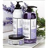 Archipelago Botanicals Lavender Set - 33oz. Body Wash 18oz. Body Lotion 8oz. Body Butter