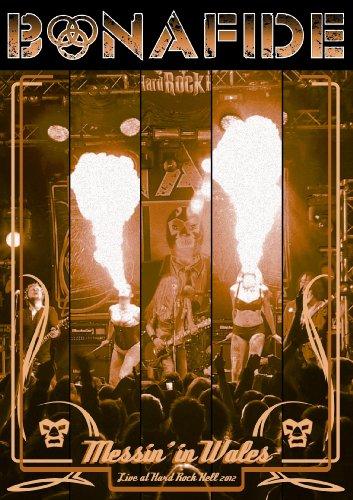 Bonafide - MessinŽin Wales : Live at Hard Rock Hell 2012 [Edizione: Regno Unito]