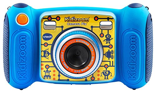VTech Kidizoom Camera Pix, Blue (Frustration Free Packaging) (Kids Digital Camera compare prices)