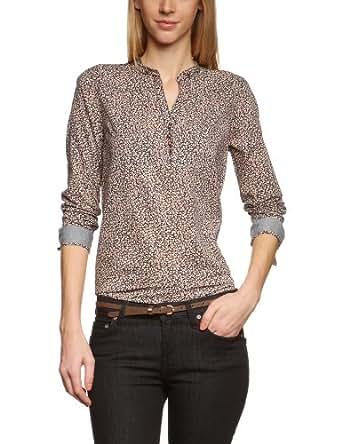 CAMPUS Damen Bluse 340 1115 42079, Gr. 34 (XS), Mehrfarbig (U39)