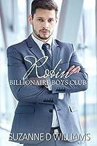 ROBIN (BILLIONAIRE BOYS CLUB BOOK 5)