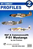 Image of On-target Profile: RAF & Commonwealth Mustang's: No. 2 (On Target Profile 2)