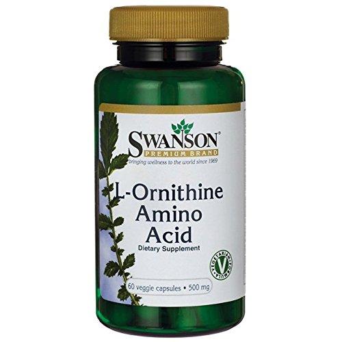 swanson-l-ornithine-500mg-60-gelules-vegetales-force-volume-musculaire-desintoxique-protege-le-foie-