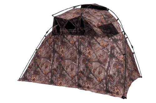 Ameristep Lee and Tiffany Lightspeed Crush Blinds, Realtree Xtra