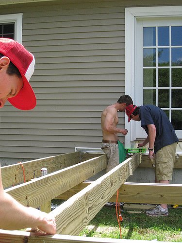 Deck & Patio Installation Service Contractor Start Up Business Plan NEW!