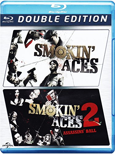 Smokin' Aces + Smokin' Aces 2 [Blu-ray] [IT Import]