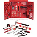 151-Pc Hyper Tough Wall Cabinet Tool Kit