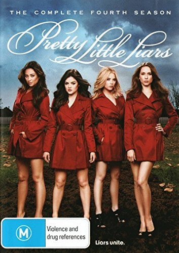 Pretty Little Liars: Season 4 [NON-USA Format / PAL / Region 4 Import - Australia] (Pretty Little Liars Season 4 Dvd compare prices)