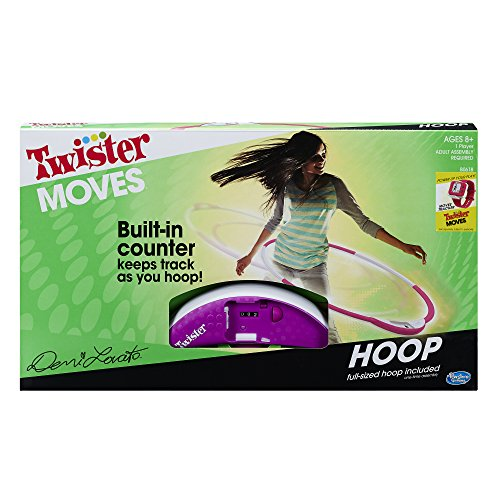 Twister Moves Hoop