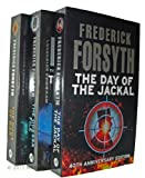 Frederick Forsyth Frederick Forsyth 3 books: The Day of the Jackal / The Odessa File / The Dogs of War rrp £23.97