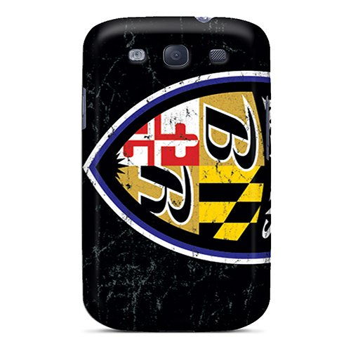 Baltimore Ravens Case Compatible With Galaxy S3/ Hot Protection Case