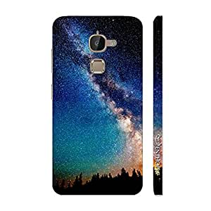 Enthopia Designer Hardshell Case Look At the Stars Back Cover for Letv 2S
