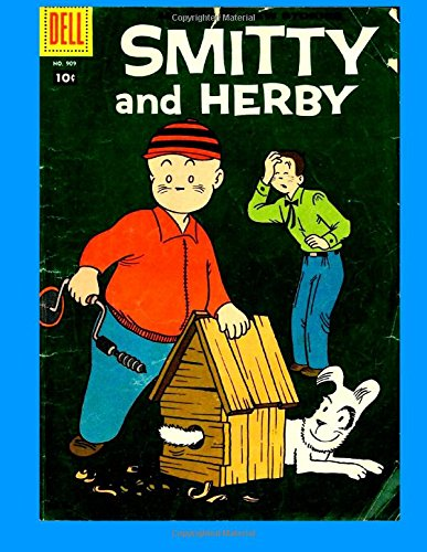 Smitty and Herby #909: Golden Age Humor Comic