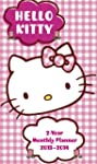 2013 Hello Kitty 2-Year Pocket Planner