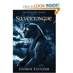 Silvertongue - Charlie Fletcher