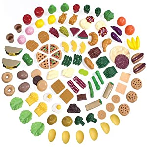 Step2 101 Piece Play Food Assortment