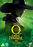 Oz : The Great & Powerful [DVD] Disney Villains O-Ring Slipcover Edition UK Import (Region B/2) Disney Classics #51