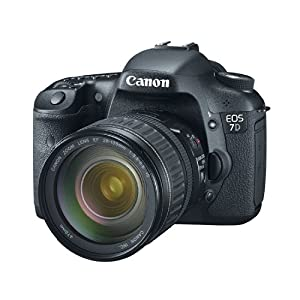 Canon EOS 7D 18 MP CMOS Digital SLR Camera