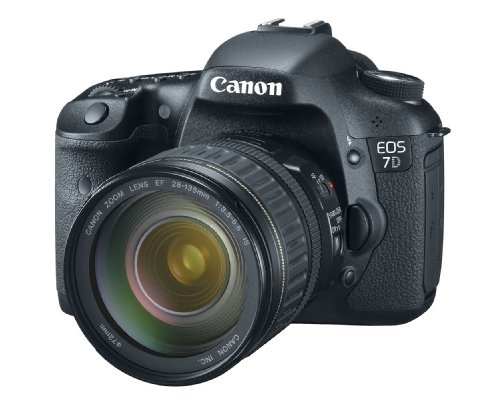 Canon EOS 7D (with 28-135 IS Lens)
