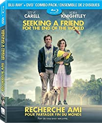 Seeking a Friend for the End of the World  / Recherche ami pour partager fin du monde [Blu-ray + DVD]