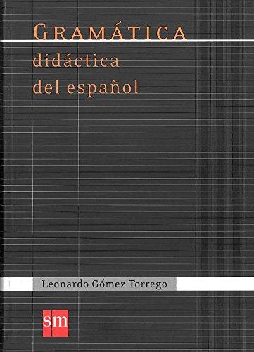 GRAMATICA DIDACTICA DEL ESPAÑOL descarga pdf epub mobi fb2