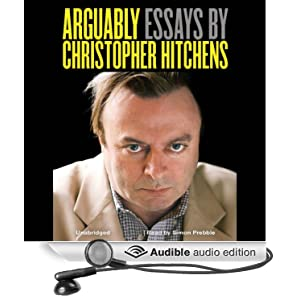 Arguably: essays by christopher hitchens pdf free