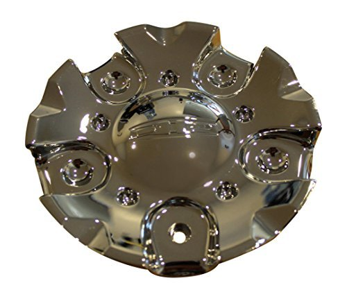 DIP D65 Ninja Chrome Wheel Rim Center Cap C10D65 D65-CAP ZY