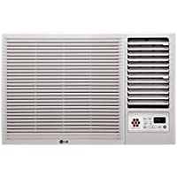 LG LWA5CT5A L-Crescent Terminator Window AC (1.5 Ton, 5 Star Rating, White, Copper)