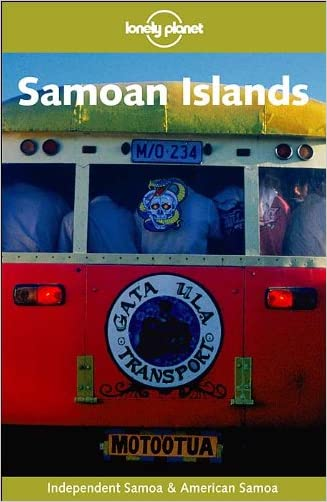 Lonely Planet Samoan Islands (Lonely Planet Rarotonga, Samoa & Tonga)