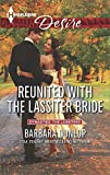img - for Reunited with the Lassiter Bride (Dynasties: The Lassiters) book / textbook / text book