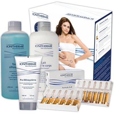 Ionithermie 12 Day Program Stage 1 Cellulite - Body Contouring System
