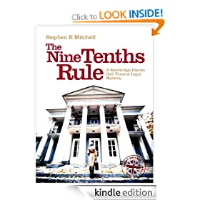 The Nine Tenths Rule (A Bainbridge Diaries golf themed legal mystery novel)